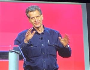 xLM Solutions 3DX World 2020 Dean Kamen