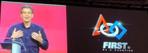 xLM Solutions 3DX World 2020 Dean Kamen FIRST Robotics