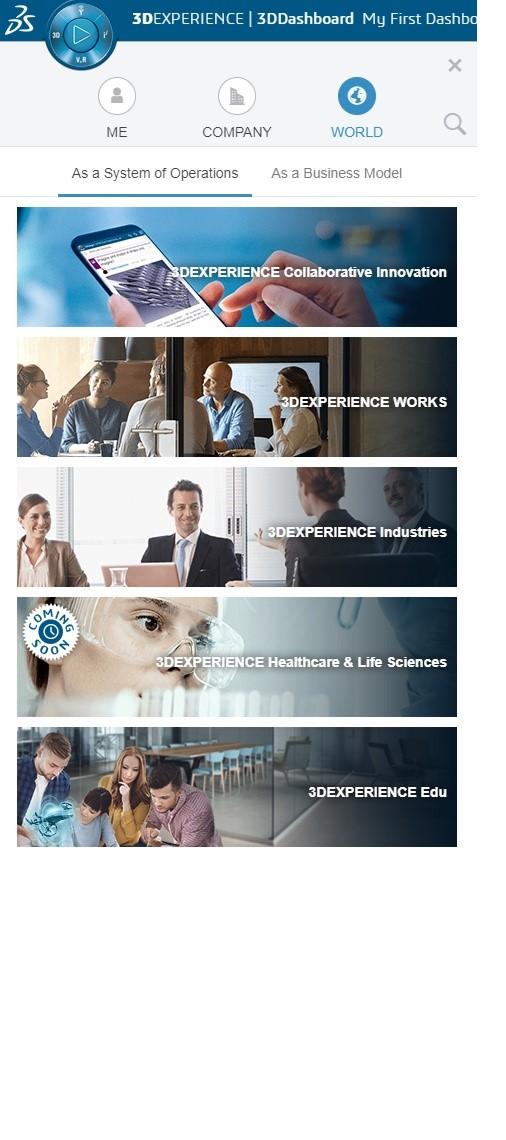 3DX Industry Solutions